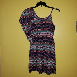Soprano Dresses - Patterned Summer Dress